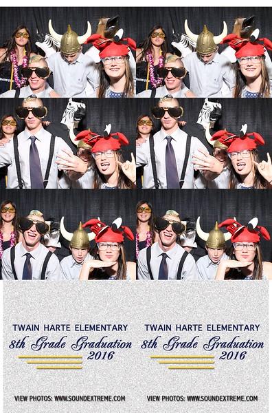 Twain Harte Elementary Grad 2016