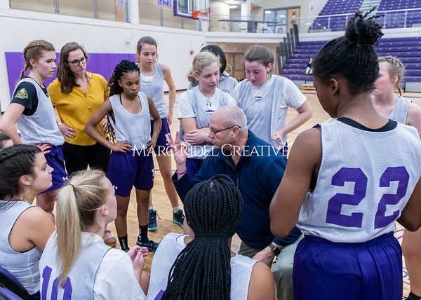 Broughton girls basketball vs Wake Forest. November 14, 2019. D4S_9994
