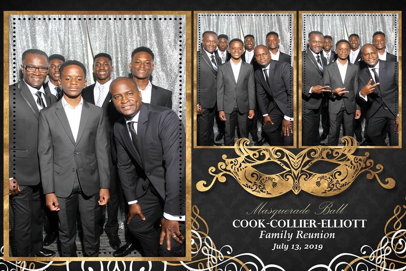 COOK-COLLIER-ELLIOTT FAMILY REUNION