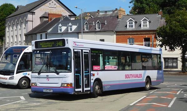 Transbus Dart SLF (03 / 53 reg)