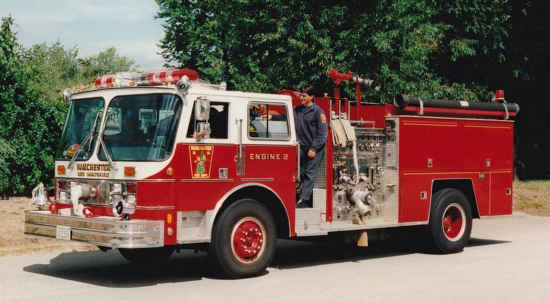 Retired E-2.  1984 Hahn.  1250 / 500