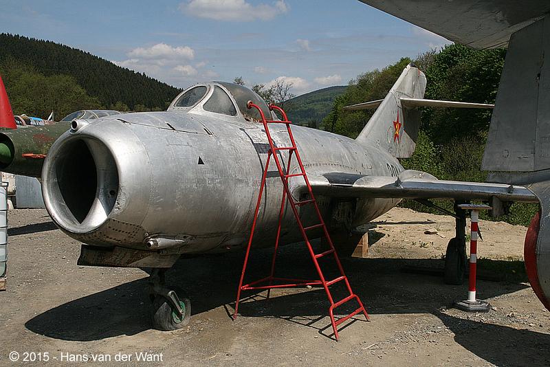 MiG 15.