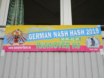 2019-08 German Nash Hash - Hannover