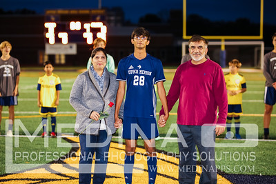 UMHS Soccer Senior Night