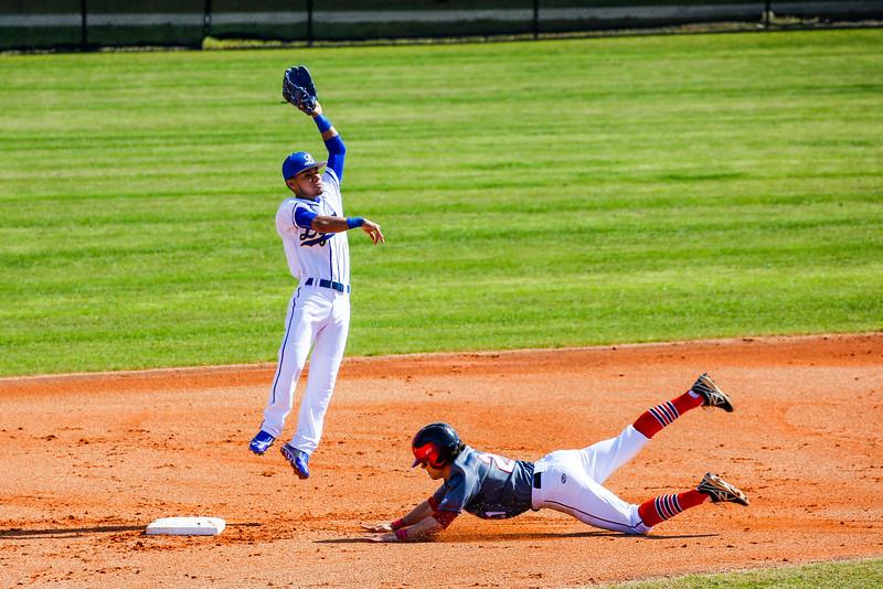 2015 LHPS Varsity Baseball vs Lyman