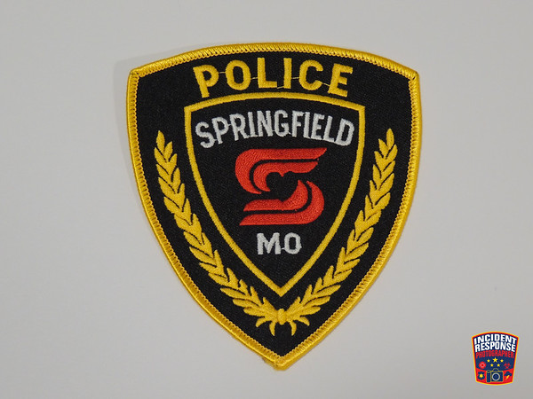 Missouri Police Patches