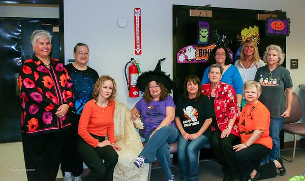 TCC Halloween 2013