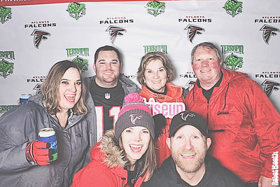 12-22-19 Atlanta Terrapin Photo Booth - Terrapin Tailgate - Robot Booth