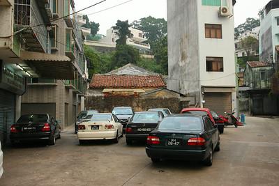 Macau, Walk back from Temple