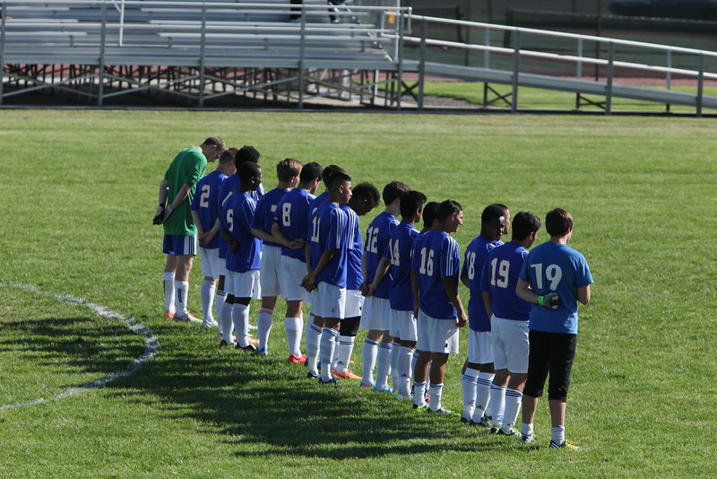 2014 AMHS Boys Soccer vs Sunnyside - May 20