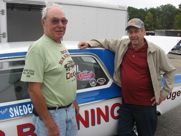 2009 Capitol Raceway Nostalgia Event by Bill Pratt