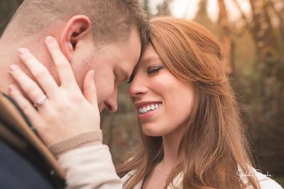 Stephanie & Dane - Engagement Shoot | Goldstream Provincial Park  & Hatley Castle | Victoria BC