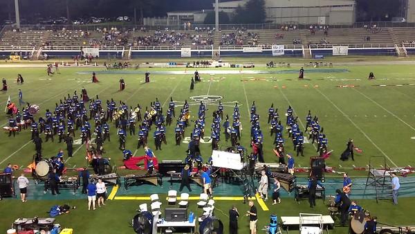 Band @ Davidson game