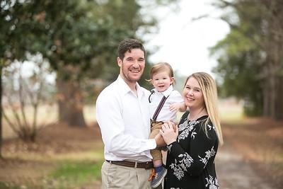 Burkett Family 2018
