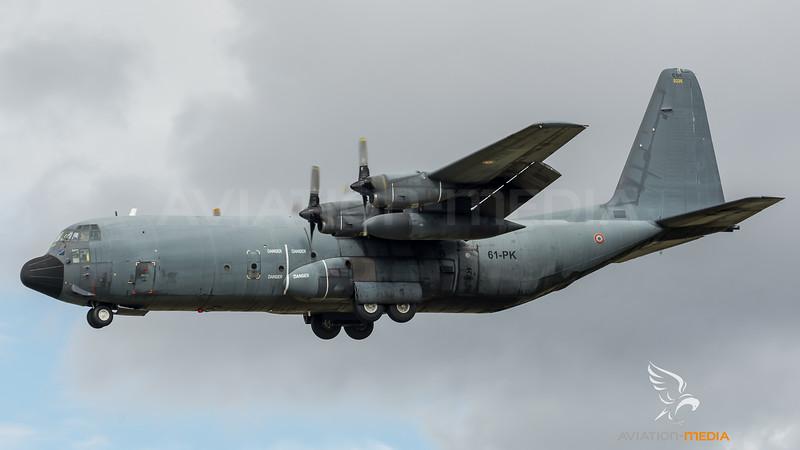 Armee de l'Air / Lockheed C-130H Hercules / 61-PK