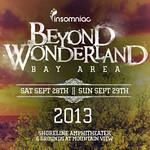 Beyond Wonderland @ Shoreline Amphitheater & Grounds (Mountain View) 9.28.13
