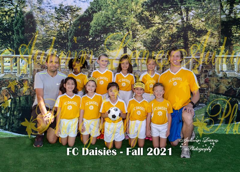 20211009 - #M14.5 FC Daisies