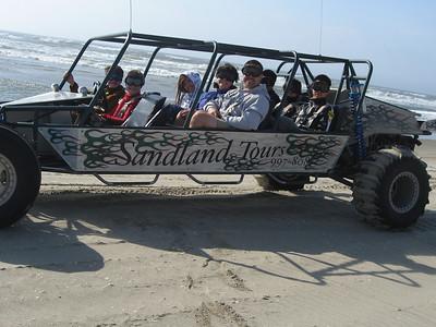 Sandland Tour