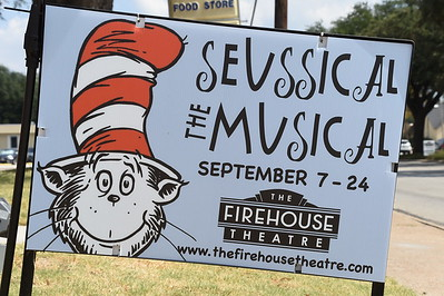 9-23-2017 Seussical The Musical @ Firehouse