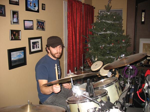 2008-12-31 - Jamming In Las Vegas With Andres, Bryan, & Cat