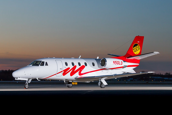 Citation Excel N50LD (High Res)
