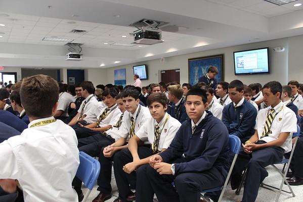 10th Grade Assembly