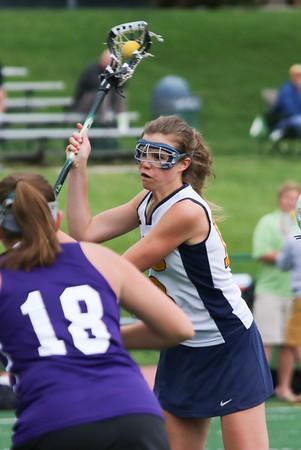 140424 Girls Varsity Lacrosse v Eureka