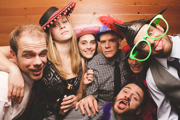 Vanessa + Kyle Photo Booth