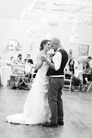 Cade and Jordann Wedding
