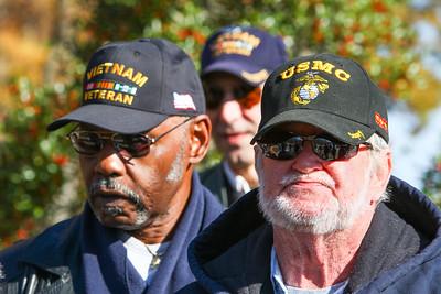 2014 November 15th - Vietnam Veterans Park Dedication
