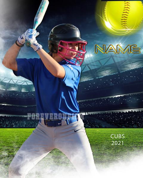 2021 Majors Softball