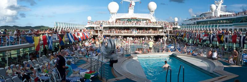 Miscel Princess Barbados to Barbados Cruise 2009