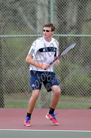 Wyomissing vs Wilson Boys High School Tennis  2015 - 2016