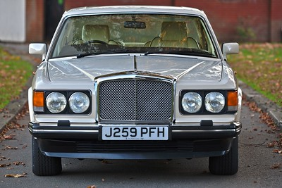 1991 Bentley 8 J259PFH