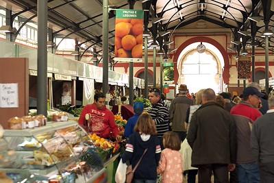 Farmers' market, Loule, Algarve