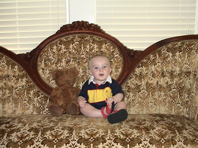 Townes 10 months