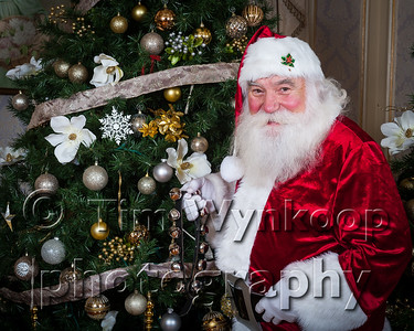Photos with Santa - 2019