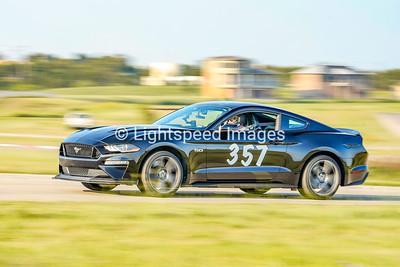 Balck Mustang GT #357