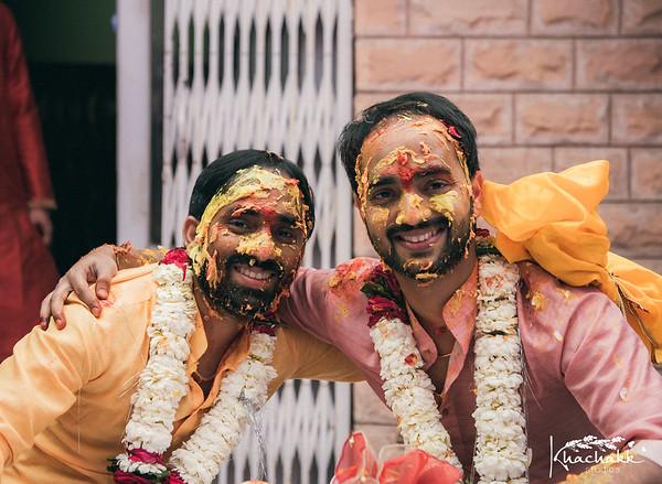 Himanshu-Vineet Wedding celebrations