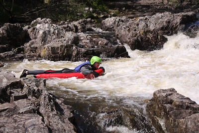 River Bugging Tummel 07/07/18
