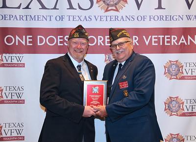 Outstanding Immediate Past District Commander Award