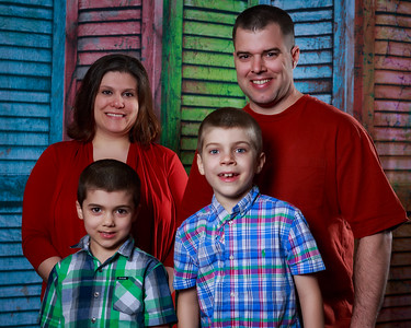Cornerstone Family Photos
