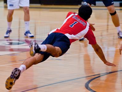 Beckman Volleyball Senior Game