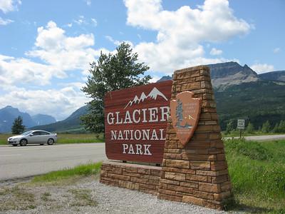 Glacier National Park - July 2009