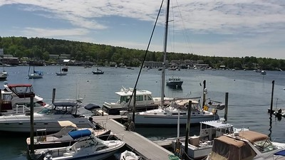 Boothbay Harbor Maine 6-2019