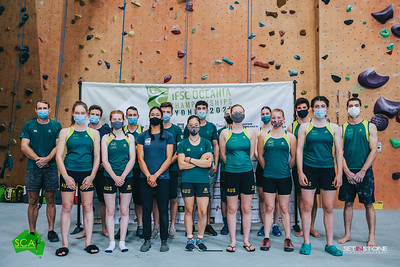 2020 Oceania Climbing Titles