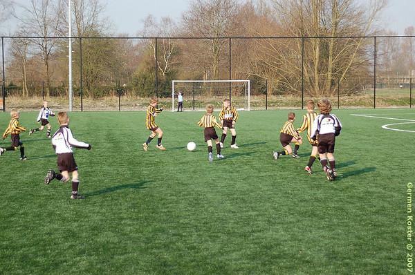 Frisia F4 - Drachtster Boys F10 (7-2)