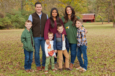 Brainard Family Nov 2018