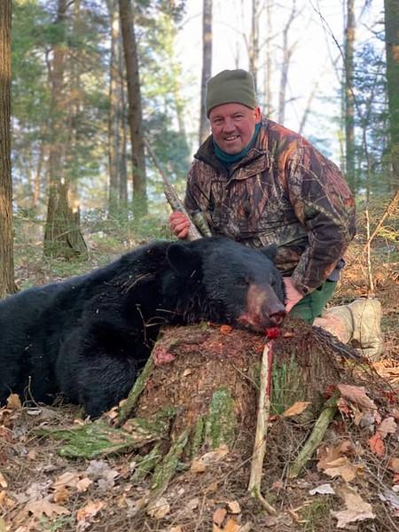 James Crowell, Windsor Co., 282 lbs., 2019 Rifle