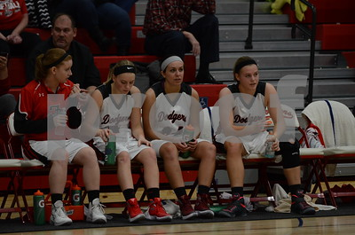 2015 Sioux City East @ Fort Dodge Girls Basketball